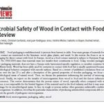 A scientific journal in the USA publishes an important article on the hygienic properties of wood